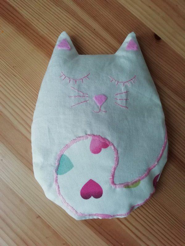 bouillotte sèche chat