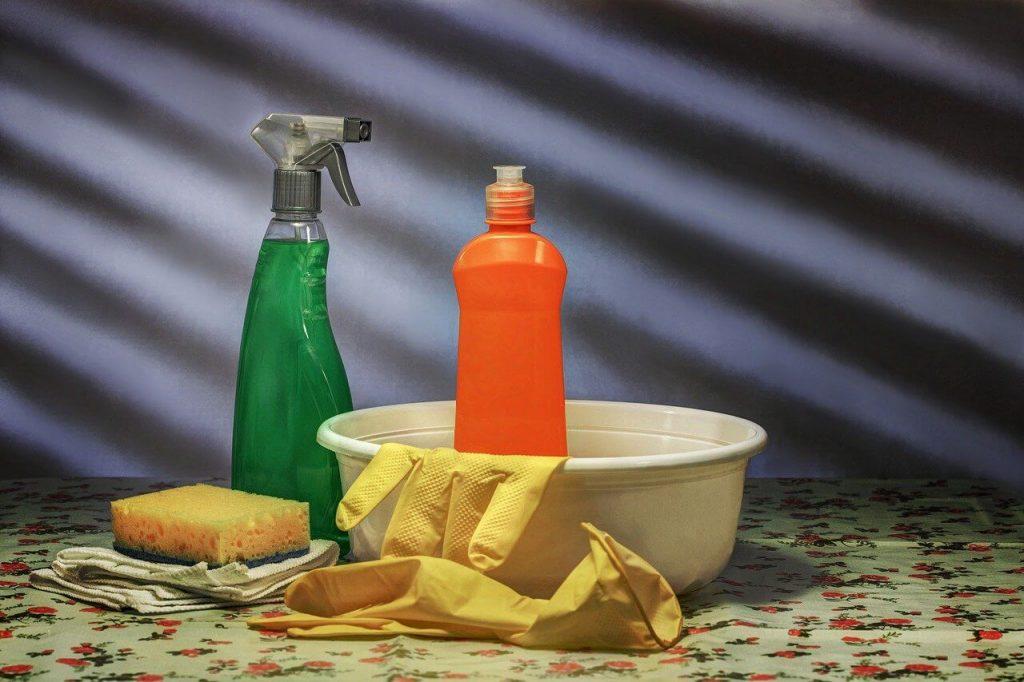 avantages du produit ménager naturel